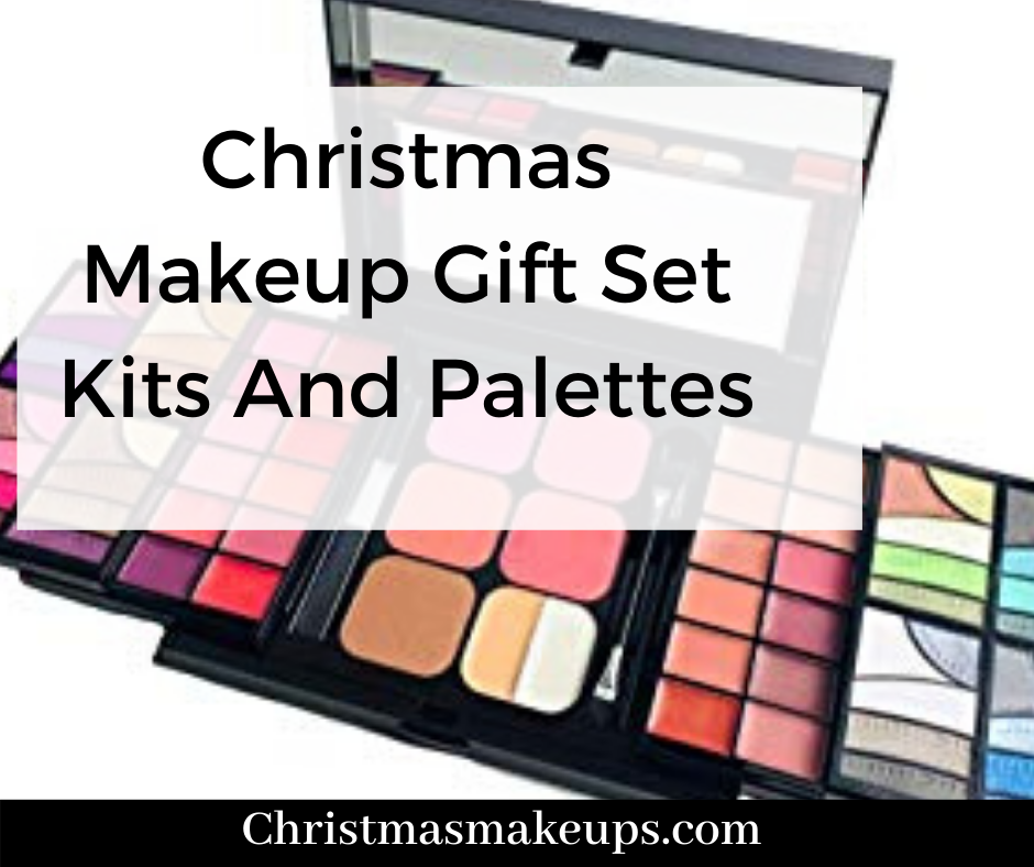 Christmas Makeup Gift Set Kits And Palettes